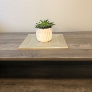 Pottery Barn Coffee Table Platter